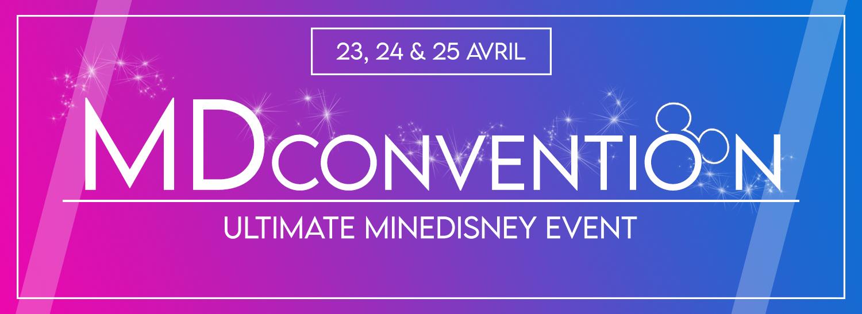 MDConvention 2021 : Le programme définitif